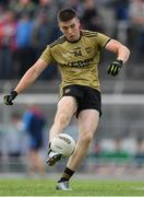 11 July 2019; Eddie Horan of Kerry during the EirGrid GAA Football Under 20 Munster Championship Semi-Final match between Kerry and Limerick at Austin Stack Park in Tralee, Kerry. Photo by Brendan Moran/Sportsfile