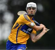 10 July 2019; Aidan McCarthy of Clare during the Bord Gais Energy Munster GAA Hurling Under 20 Championship semi-final match between Cork and Clare at Páirc Ui Rinn in Cork. Photo by Brendan Moran/Sportsfile