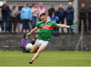10 July 2019; John Gallagher of Mayo during the EirGrid Connacht GAA Football U20 Championship final match between Galway and Mayo at Tuam, Co. Galway. Photo by Sam Barnes/Sportsfile