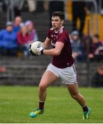 10 July 2019; Seán Mulkerrin of Galway during the EirGrid Connacht GAA Football U20 Championship final match between Galway and Mayo at Tuam, Co. Galway. Photo by Sam Barnes/Sportsfile