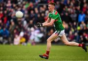 10 July 2019; David McBrien of Mayo during the EirGrid Connacht GAA Football U20 Championship final match between Galway and Mayo at Tuam, Co. Galway. Photo by Sam Barnes/Sportsfile