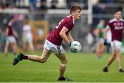 10 July 2019; Liam Boyle of Galway during the EirGrid Connacht GAA Football U20 Championship final match between Galway and Mayo at Tuam, Co. Galway. Photo by Sam Barnes/Sportsfile