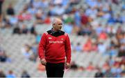 13 July 2019; Cork manager Ronan McCarthy ahead of the GAA Football All-Ireland Senior Championship Quarter-Final Group 2 Phase 1 match between Dublin and Cork at Croke Park in Dublin. Photo by Eóin Noonan/Sportsfile