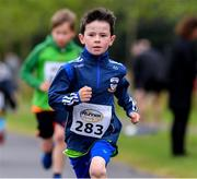 13 July 2019; Action from the family fun run before the Irish Runner 10 Mile in conjunction with the AAI National 10 Mile Championships at Phoenix Park in Dublin. Photo by Matt Browne/Sportsfile