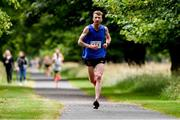 13 July 2019; David Flynn, from Clonliffe Harriers AC, on his way to winning the Irish Runner 10 Mile in conjunction with the AAI National 10 Mile Championships at Phoenix Park in Dublin. Photo by Matt Browne/Sportsfile