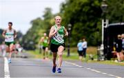 13 July 2019; Sally Forristal from St Joseph's AC, Co. Kilkenny, who came second in the ladies Irish Runner 10 Mile in conjunction with the AAI National 10 Mile Championships at Phoenix Park in Dublin. Photo by Matt Browne/Sportsfile