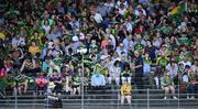 14 July 2019; Supporters take their seats 3 hours prior to throw in before the GAA Football All-Ireland Senior Championship Quarter-Final Group 1 Phase 1 match between Kerry and Mayo at Fitzgerald Stadium in Killarney, Kerry. Photo by Eóin Noonan/Sportsfile