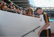 14 July 2019; Kilkenny manager Brian Cody following the GAA Hurling All-Ireland Senior Championship quarter-final match between Kilkenny and Cork at Croke Park in Dublin. Photo by Ramsey Cardy/Sportsfile