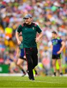 14 July 2019; Mayo manager James Horan ahead of the GAA Football All-Ireland Senior Championship Quarter-Final Group 1 Phase 1 match between Kerry and Mayo at Fitzgerald Stadium in Killarney, Kerry. Photo by Eóin Noonan/Sportsfile