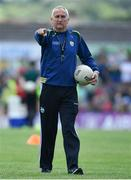 14 July 2019; Kerry selector Donie Buckley prior to the GAA Football All-Ireland Senior Championship Quarter-Final Group 1 Phase 1 match between Kerry and Mayo at Fitzgerald Stadium in Killarney, Kerry. Photo by Brendan Moran/Sportsfile