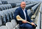 15 July 2019; To coincide with the Bord Gáis Energy GAA Hurling U-20 Provincial Championship Finals preview, Bord Gáis Energy announced two exclusive tours of Croke Park for Rewards Club customers with Cork's Brian Corcoran, pictured, and Kilkenny's Eddie Brennan. Photo by Sam Barnes/Sportsfile