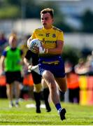 13 July 2019; Enda Smith of Roscommon during the GAA Football All-Ireland Senior Championship Quarter-Final Group 2 Phase 1 match between Roscommon and Tyrone at Dr Hyde Park in Roscommon. Photo by Brendan Moran/Sportsfile