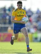 13 July 2019; Conor Daly of Roscommon during the GAA Football All-Ireland Senior Championship Quarter-Final Group 2 Phase 1 match between Roscommon and Tyrone at Dr Hyde Park in Roscommon. Photo by Brendan Moran/Sportsfile