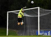 15 July 2019; Conor Kearns of UCD makes a save during the SSE Airtricity League Premier Division match between UCD and Bohemians at UCD Bowl in Dublin. Photo by Seb Daly/Sportsfile