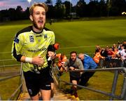 15 July 2019; Conor Kearns of UCD leaves the field following the SSE Airtricity League Premier Division match between UCD and Bohemians at UCD Bowl in Dublin. Photo by Seb Daly/Sportsfile