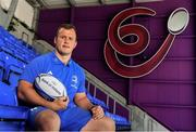 16 July 2019; Leinster Rugby this morning confirmed a first ever double-header in Energia Park on the 17th August 2019 to kick start the Leinster season. At 3.00pm Leo Cullen's defending Guinness PRO14 champions will play their first game of the Bank of Ireland Pre-Season Schedule against Coventry, while at 5.30pm Ben Armstrong's defending Interprovincial Women's Champions will get the defence of their title underway against Connacht. Tickets are now on sale at leinsterrugby.ie with prices starting from €5 for junior tickets and €10 for adult tickets. At the announcement this morning in Energia Park, is Ed Byrne of Leinster. Photo by Sam Barnes/Sportsfile