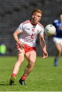 6 July 2019; Peter Harte of Tyrone during the GAA Football All-Ireland Senior Championship Round 4 match between Cavan and Tyrone at St. Tiernach's Park in Clones, Monaghan. Photo by Oliver McVeigh/Sportsfile