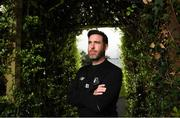 17 July 2019; Stephen Bradley, Shamrock Rovers manager, during a Shamrock Rovers Press Conference at Roadstone Group Sports Club in Kingswood, Dublin. Photo by Eóin Noonan/Sportsfile