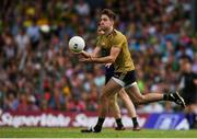 14 July 2019; David Moran of Kerry during the GAA Football All-Ireland Senior Championship Quarter-Final Group 1 Phase 1 match between Kerry and Mayo at Fitzgerald Stadium in Killarney, Kerry. Photo by Eóin Noonan/Sportsfile