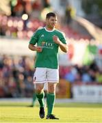 11 July 2019; Mark O'Sullivan of Cork City during the UEFA Europa League First Qualifying Round 1st Leg match between Cork City and Progres Niederkorn at Turners Cross in Cork. Photo by Eóin Noonan/Sportsfile