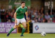 11 July 2019; Gearóid Morrissey of Cork City during the UEFA Europa League First Qualifying Round 1st Leg match between Cork City and Progres Niederkorn at Turners Cross in Cork. Photo by Eóin Noonan/Sportsfile