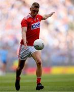 13 July 2019; Seán White of Cork during the GAA Football All-Ireland Senior Championship Quarter-Final Group 2 Phase 1 match between Dublin and Cork at Croke Park in Dublin. Photo by Eóin Noonan/Sportsfile