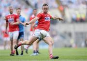 13 July 2019; Paul Kerrigan of Cork during the GAA Football All-Ireland Senior Championship Quarter-Final Group 2 Phase 1 match between Dublin and Cork at Croke Park in Dublin. Photo by Eóin Noonan/Sportsfile