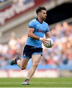 13 July 2019; Michael Darragh Macauley of Dublin during the GAA Football All-Ireland Senior Championship Quarter-Final Group 2 Phase 1 match between Dublin and Cork at Croke Park in Dublin. Photo by Eóin Noonan/Sportsfile