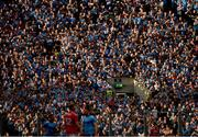 13 July 2019; Supporters on Hill 16 during the GAA Football All-Ireland Senior Championship Quarter-Final Group 2 Phase 1 match between Dublin and Cork at Croke Park in Dublin. Photo by Eóin Noonan/Sportsfile