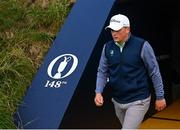 18 July 2019; James Sugrue of Ireland during Day One of the 148th Open Championship at Royal Portrush in Portrush, Co Antrim. Photo by Ramsey Cardy/Sportsfile