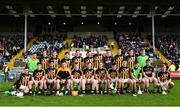 17 July 2019; The Kilkenny squad before the Bord Gais Energy Leinster GAA Hurling U20 Championship Final match between Kilkenny and Wexford at Innovate Wexford Park in Wexford. Photo by Matt Browne/Sportsfile