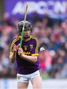 17 July 2019; Charlie McGuckin of Wexford during the Bord Gais Energy Leinster GAA Hurling U20 Championship Final match between Kilkenny and Wexford at Innovate Wexford Park in Wexford. Photo by Matt Browne/Sportsfile