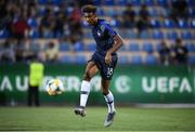 18 July 2019; Wilson Isidor of France during the 2019 UEFA European U19 Championships Group B match between Republic of Ireland and France at Banants Stadium in Yerevan, Armenia.