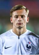 18 July 2019; Mathis Picouleau of France during the 2019 UEFA European U19 Championships Group B match between Republic of Ireland and France at Banants Stadium in Yerevan, Armenia. Photo by Stephen McCarthy/Sportsfile