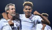 18 July 2019; Wilson Isidor of France following the 2019 UEFA European U19 Championships Group B match between Republic of Ireland and France at Banants Stadium in Yerevan, Armenia. Photo by Stephen McCarthy/Sportsfile