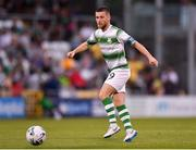 18 July 2019; Jack Byrne of Shamrock Rovers during the UEFA Europa League First Qualifying Round 2nd Leg match between Shamrock Rovers and SK Brann at Tallaght Stadium in Dublin. Photo by Seb Daly/Sportsfile