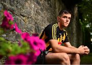 19 July 2019; Paddy Deegan poses for a portrait following a Kilkenny Hurling press conference at the Langton House Hotel, Kilkenny. Photo by Seb Daly/Sportsfile