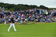 20 July 2019; Shane Lowry of Ireland on the 6th green during Day Three of the 148th Open Championship at Royal Portrush in Portrush, Co Antrim. Photo by Brendan Moran/Sportsfile