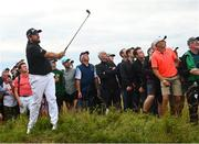 20 July 2019; Shane Lowry of Ireland on the 14th during Day Three of the 148th Open Championship at Royal Portrush in Portrush, Co Antrim. Photo by Ramsey Cardy/Sportsfile
