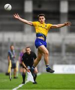 20 July 2019; Conor Hussey of Roscommon fails to collect a kick-out during the GAA Football All-Ireland Senior Championship Quarter-Final Group 2 Phase 2 match between Dublin and Roscommon at Croke Park in Dublin. Photo by David Fitzgerald/Sportsfile