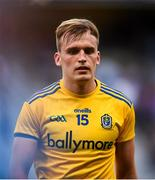20 July 2019; Enda Smith of Roscommon following the GAA Football All-Ireland Senior Championship Quarter-Final Group 2 Phase 2 match between Dublin and Roscommon at Croke Park in Dublin. Photo by David Fitzgerald/Sportsfile