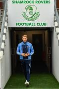 21 July 2019; Conor Kearns of UCD prior to the SSE Airtricity League Premier Division match between Shamrock Rovers and UCD at Tallaght Stadium in Dublin. Photo by Seb Daly/Sportsfile