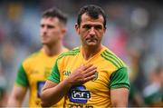 21 July 2019; Frank McGlynn of Donegal following the GAA Football All-Ireland Senior Championship Quarter-Final Group 1 Phase 2 match between Kerry and Donegal at Croke Park in Dublin. Photo by David Fitzgerald/Sportsfile