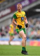 21 July 2019; Oisín Gallen of Donegal during the GAA Football All-Ireland Senior Championship Quarter-Final Group 1 Phase 2 match between Kerry and Donegal at Croke Park in Dublin. Photo by David Fitzgerald/Sportsfile