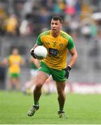 21 July 2019; Paul Brennan of Donegal during the GAA Football All-Ireland Senior Championship Quarter-Final Group 1 Phase 2 match between Kerry and Donegal at Croke Park in Dublin. Photo by David Fitzgerald/Sportsfile