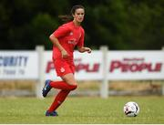 21 July 2019; Alex Kavanagh of Shelbourne during the SÓ Hotels Women's National League Cup Final match between Wexford Youths Women and Shelbourne at Ferrycarrig Park in Wexford. Photo by Harry Murphy/Sportsfile