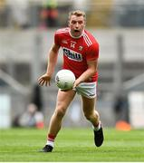 20 July 2019; Brian Hurley of Cork during the GAA Football All-Ireland Senior Championship Quarter-Final Group 2 Phase 2 match between Cork and Tyrone at Croke Park in Dublin. Photo by David Fitzgerald/Sportsfile
