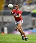 20 July 2019; Thomas Clancy of Cork during the GAA Football All-Ireland Senior Championship Quarter-Final Group 2 Phase 2 match between Cork and Tyrone at Croke Park in Dublin. Photo by David Fitzgerald/Sportsfile