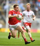 20 July 2019; Liam O'Donovan of Cork during the GAA Football All-Ireland Senior Championship Quarter-Final Group 2 Phase 2 match between Cork and Tyrone at Croke Park in Dublin. Photo by David Fitzgerald/Sportsfile