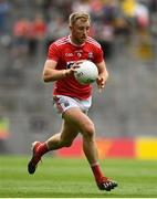 20 July 2019; Killian O'Hanlon of Cork during the GAA Football All-Ireland Senior Championship Quarter-Final Group 2 Phase 2 match between Cork and Tyrone at Croke Park in Dublin. Photo by David Fitzgerald/Sportsfile